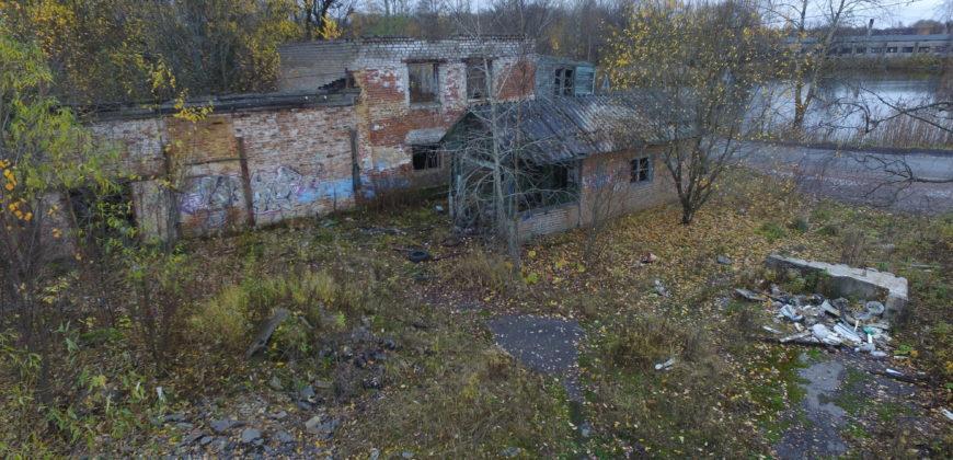 Имущественный комплекс под реконструкцию